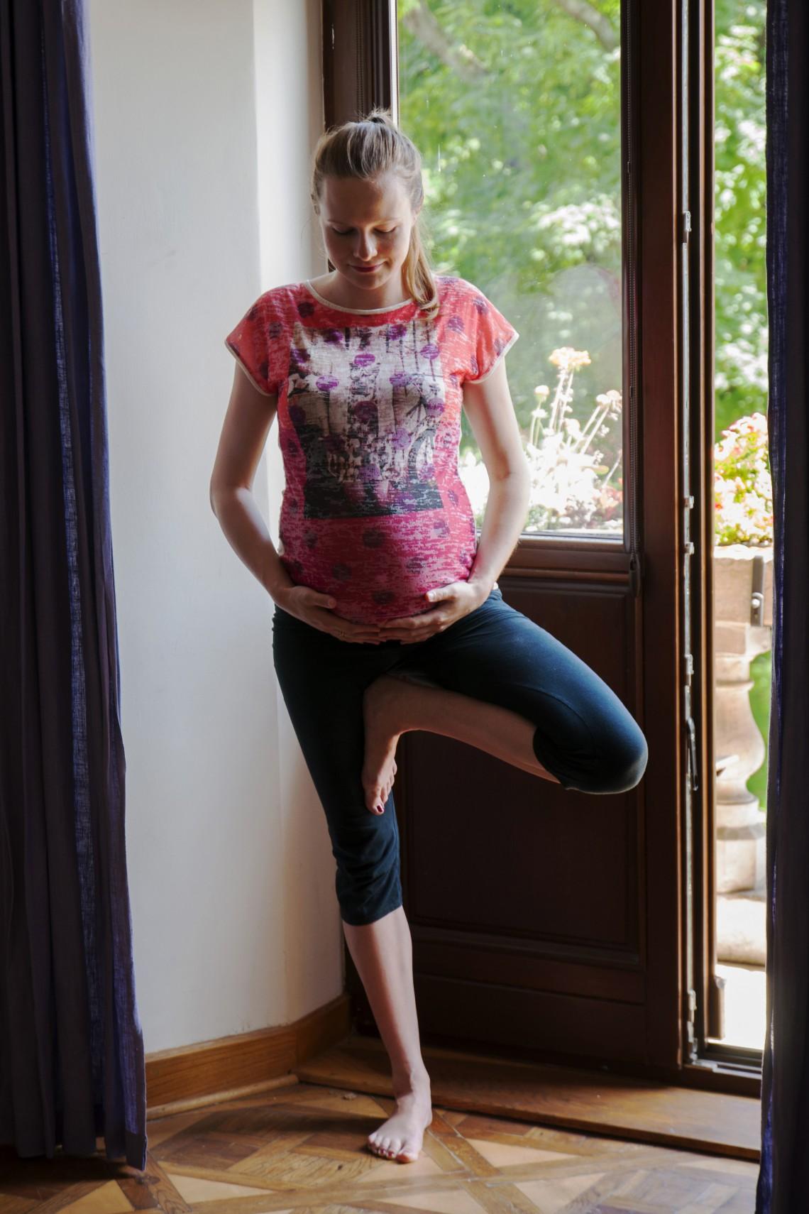 Czy i ewentualnie co można ćwiczyć w ciąży?